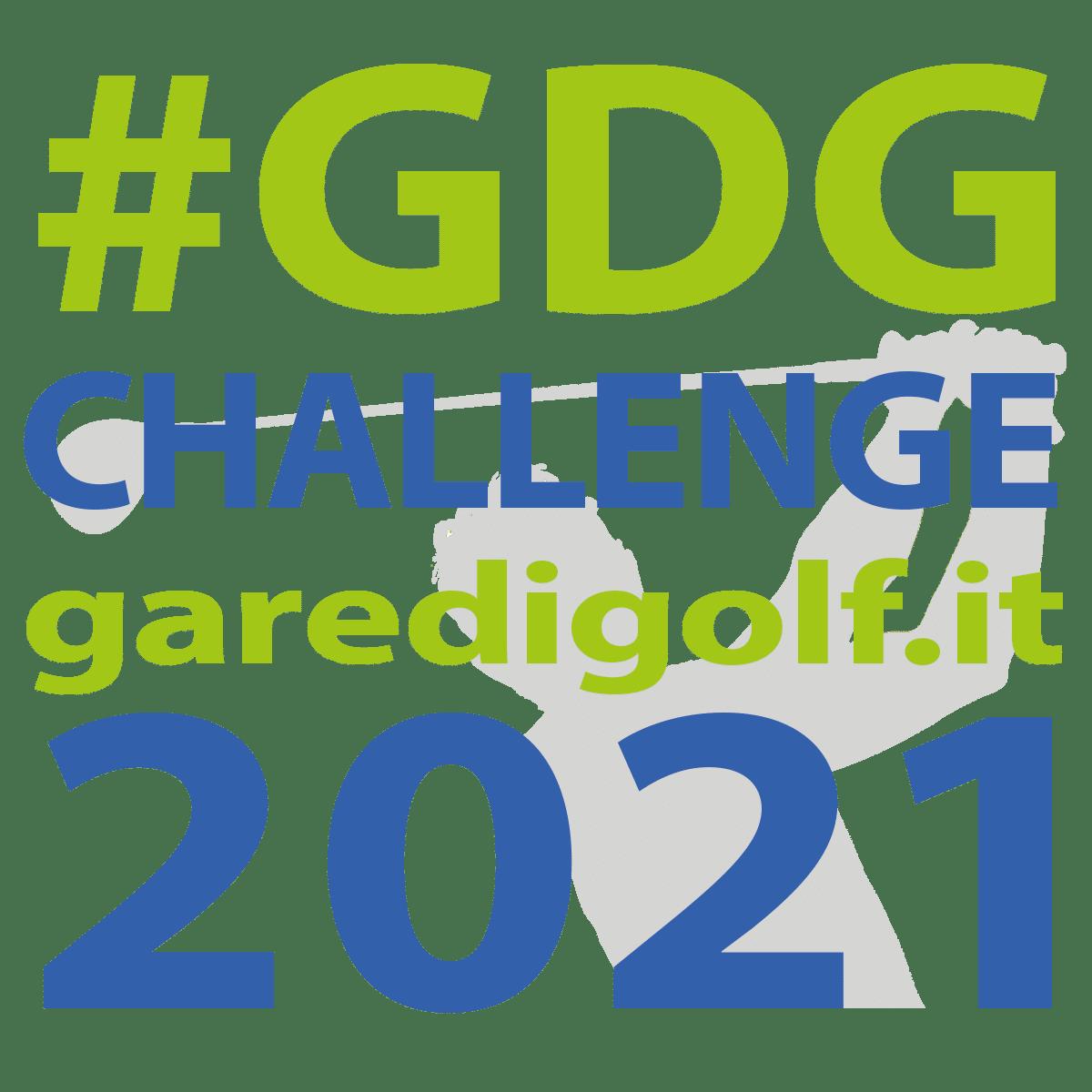 #GDG CHALLENGE garedigolf.it